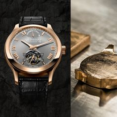 Presented at Baselworld - The Watch and Jewellery Show, take a closer look at our L.U.C Tourbillon QF Fairmined made of FAIRMINED gold from local mines in South America: http://chprd.co/TimeForChange