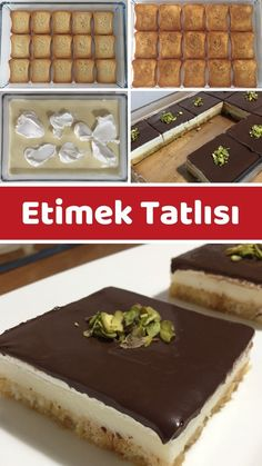 Ice Pop Recipes, Turkish Kitchen, Ice Pops, Chocolate Desserts, Waffles, Food And Drink, Cooking Recipes, Tasty, Sweets