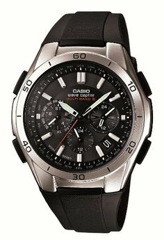 CASIO Wave Ceptor MULTIBAND 6 WVQ-M410-1AJF Analog Wrist Watch (Japan Import)  Tough Solar (Solar charge system) Radio wave Atomic time keeping reception Waterproof to 10 bar #casio #watch #solar $130.00