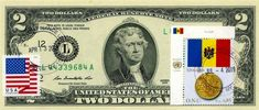 $2 DOLLARS 2013 STAMP CANCEL FLAG FROM MOLDOVA LUCKY MONEY VALUE $125 Two Dollars, Legal Tender, Moldova, Flags Of The World, Stamp, Personalized Items, Africa, Gift, Ebay