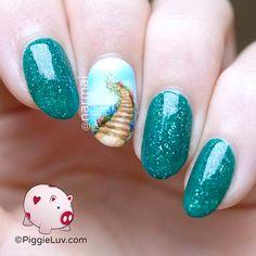 PiggieLuv nail art and polish