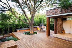 Resultado de imagen para modern backyard designs