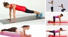 Változtasd meg a tested  csupán 4 hét alatt ezzel az 5 egyszerű gyakorlattal!