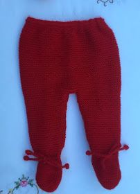Blog Abuela Encarna Diy Crafts Knitting, Knitting For Kids, Baby Knitting Patterns, Baby Patterns, Baby Leggings Pattern, Pants Pattern Free, Baby Barn, Other Outfits, Baby Booties