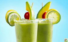 Looking for new Mother's Day drink ideas? Try a Guaca Mary Cocktail