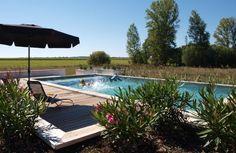 ZUID-WEST Frankrijk - huis voor 4-5 personen te huur met verwarmd zwembad, inclusief ontbijt. 14-21 EN 21-28 oktober nog te huur a € 1.050 per week.   Meer info of boek 'm nu op https://www.mrsnomad.nl/accommodaties/37-luxe-vakantiewoning-dordogne-frankrijk/