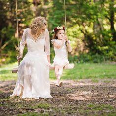 fabulous vancouver wedding #swings are a must have for an outdoor wedding with little girls! #Vancouver #vancouverbride #bcweddings #bcbride #wedding #vancity #flowergirl #bohowedding #bohobride # vcbride #weddinginspo #fashion #bridetobe #engaged #ecobride @wonderlust_photography by @puremagnolia  #vancouverengagement #vancouverwedding #vancouverwedding