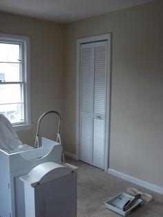 Closet doors after remodel