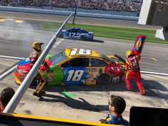 Kyle Bush, Nascar Race Cars, Vehicles, Car, Vehicle, Tools
