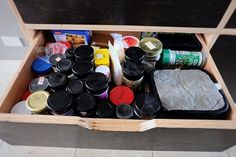 She solves spice drawer clutter in a way we never would've thought of!