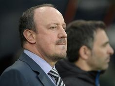 Rafael Benitez 'looking forward' to Liverpool clashes