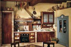 Country kitchen DORALICE