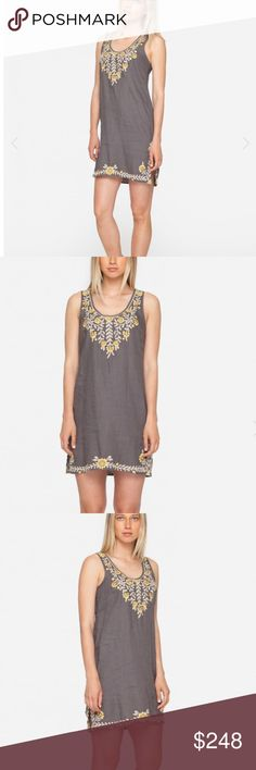 Johnny Was dress Johnny Was TIVA TANK DRESS 👗new      Open to offers Johnny Was Dresses Midi