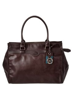 1a2512ce9c2 Longchamp Longchamp Leather Satchel   Bluefly.Com. LongchampLeather  SatchelBrown LeatherHand BagsZipperLeather ...