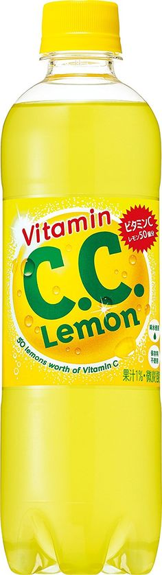 Amazon | サントリー C.C.レモン 500ml×24本 | 炭酸飲料 通販