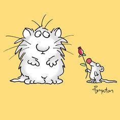 Boynton Cat & Mouse in yellow