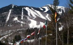 Ski resorts The Adirondacks – ski resort Whiteface – Lake Placid