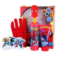 Spider Man Geschenkset http://www.iparfumerie.de/ep-line/spiderman-geschenkset-iv/