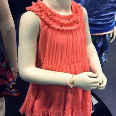 Charme esse Vestido em Tule da Infanti !   ✔️ Vestido do 1 ao 4.