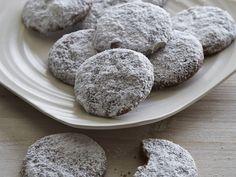 Chocolate-Hazelnut Drop Cookies