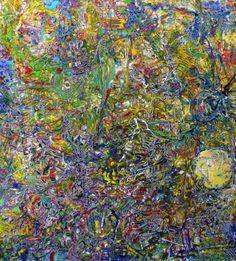 """Saatchi Art Artist Igor Eugen Prokop; Painting, """"Secret evolution"""" #art"""