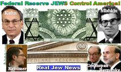 FED Jews Control America
