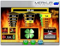 Lust, Gewinne zu hamstern? Dann kommt der Merkur #onlineSlot King of Luck mit einer Walze und seinen drei Gewinnleitern gerade richtig. http://www.deutschespielautomatenonline.com/merkur-spiele-online/merkur-king-of-luck/