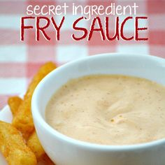 This Secret Ingredient Fry Sauce recipe uses only a few ingredients to spice it up so it tastes amazing! Don't settle for plain old ketchup and mayo when you can enjoy this dip on your fries and burgers!