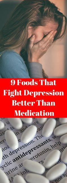 9 FOODS THAT FIGHT DEPRESSION BETTER THAN MEDICATION Depression has its consequences on the mental wellbeing as well as the physical wellbeing , so its treatment should target both with a specific end goal to guarantee general wellbeing. Health And Beauty Tips, Health Tips, Health Care, Health Foods, Health Benefits, Wellness Tips, Health And Wellness, Mental Health, Health Fitness