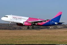 Airbus A320-232 - Wizz Air | Aviation Photo #4590775 | Airliners.net