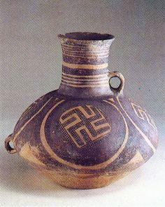 Мацзяяо, Китай (马家窑文化) Датировка: 3'100-2'700 до н.э.