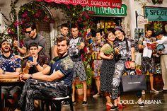 Dolce & Gabbana SS16 www.elpersonalshopper.com/dolce-gabanna-ss2016/