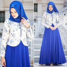 Tesettürlü Abiye Elbise - Sax Mavi Elbise #hijab #naylavip #hijabi #hijabfashion #hijabstyle #hijabpress #muslimabaya #islamiccoat #scarf #fashion #turkishdress #clothing #eveningdresses #dailydresses #tunic #vest #skirt #hijabtrends