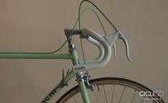ciclico.it | il sito per gli amanti delle biciclette singlespeed, da corsa anni '60, '70, '80 e per il restauro delle bici | BIANCHI (restauro / restore)