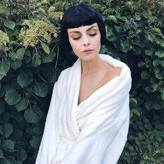 Teela LaRoux short bob hairstyle black