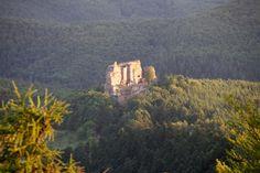 Château de Fleckenstein - #Alsace