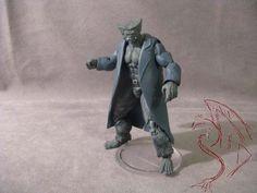Dark Beast (Marvel Universe) Custom Action Figure
