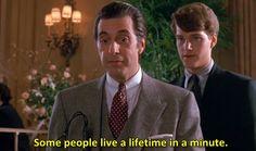 - Al Pacino, Scent of a Woman, 1992