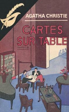 Cartes sur table, d'Agatha Christie