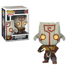Funko Pop DOTA 2 Juggernaut with Sword Pop! Vinyl Figure the fight for Radiant or Dire! From the multiplayer action-strategy game DOTA comes the DOTA 2 Juggernaut with Sword Pop! Vinyl Figure Start building your lineup! Ages 3 a. Madrid Barcelona, Chucky, Pop Games, Games To Play, Free Games, Action Toys, Action Figures, Assassin, Juggernaut Dota 2