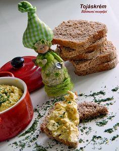Tojáskrém Avocado Toast, Breakfast, Ethnic Recipes, Food, Morning Coffee, Essen, Meals, Yemek, Eten