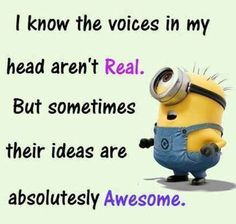 Voices Minion Talk, Minions, Totally Me, Slogan, The Voice, Facts, Funny, Fictional Characters, Vernon