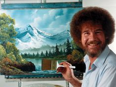 """Statistical Analysis of the Works of Bob Ross -  www.fivethirtyeight.com -  Bob Ross was a consummate teacher. He guided fans along as hepainted """"happy trees,"""" """"almighty mountains"""" and """"fluffy clouds"""" over the course of his 11-year television career on his PBS show, """"The …"""