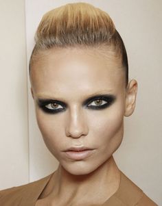 BROW INSPIRATION : BLEACHED BROW 3