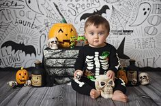Ideas For Photography Props Diy Kids Mini Sessions diy photography 489555421995889550 Baby Halloween Photography, Halloween Baby Pictures, Halloween Mini Session, Halloween Fotos, Halloween Bebes, Baby First Halloween, Halloween Birthday, Halloween Fun, Google Halloween