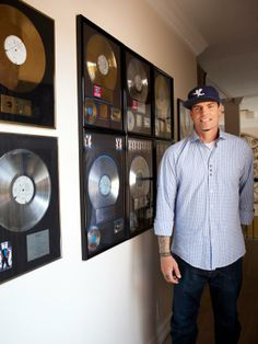 Tour Vanilla Ice's Personal Office and Music Room http://www.diynetwork.com/experts-and-hosts/behind-the-scenes-vanilla-icersquos-personal-office-and-music-room/pictures/index.html?soc=pinterest