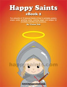 Happy Saints: Happy Saints eBook 2