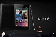 Google makes the Nexus 7 tablet official: Android 4.1 Jelly Bean and a $199 price (video)  By Jon Fingas posted Jun 27th 2012 1:19PM