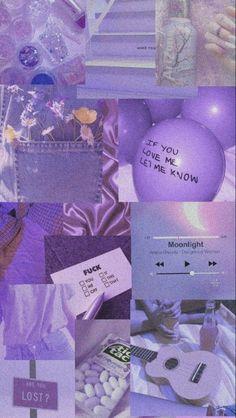 Light Purple Wallpaper, Purple Wallpaper Iphone, Iphone Wallpaper Tumblr Aesthetic, Black Aesthetic Wallpaper, Iphone Background Wallpaper, Colorful Wallpaper, Galaxy Wallpaper, Retro Wallpaper, Violet Aesthetic