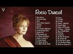 Rocío Dúrcal Sus Mejores Éxitos - YouTube